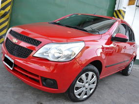 Chevrolet Agile 1.4 Lt 2012 / Impecable