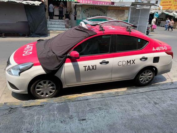 Taxi Con Placas Todo Pagado Versa 2017