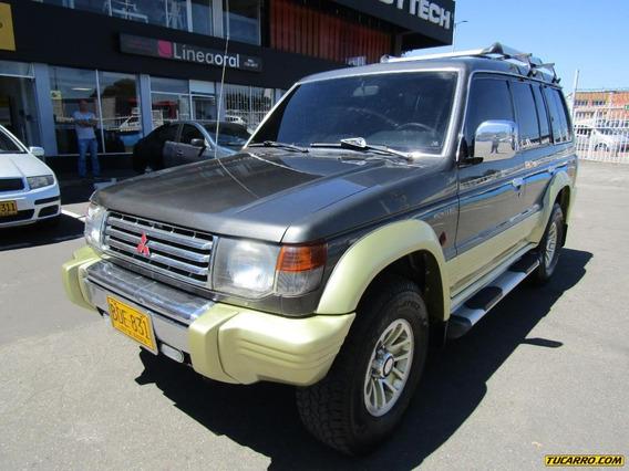 Mitsubishi Montero Montero Japonés