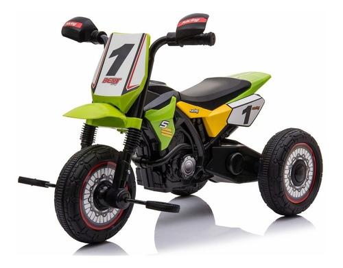 Triciclo Infantil Moto Cross Zaki Babymovil Full