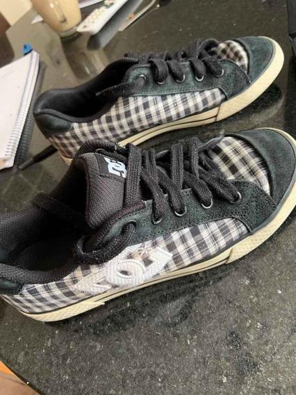 Zapatillas Dc Mujer Nro 38