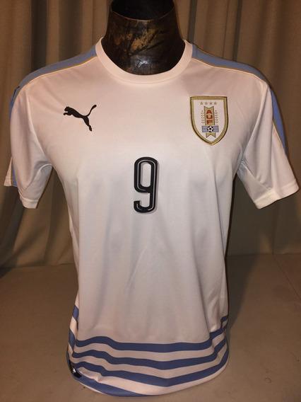 Jersey Uruguay Puma Luis Suarez 2016 Copa America