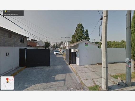 Casa En Chicahualco Cerca De Plaza Manpower Toluca