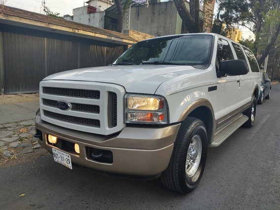 Ford Excursion 2005 Eddie Bauer Excelente!!!