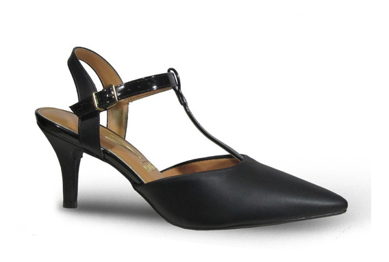 Vizzano 118578 Zapato Stiletto Talon Abierto Mujer