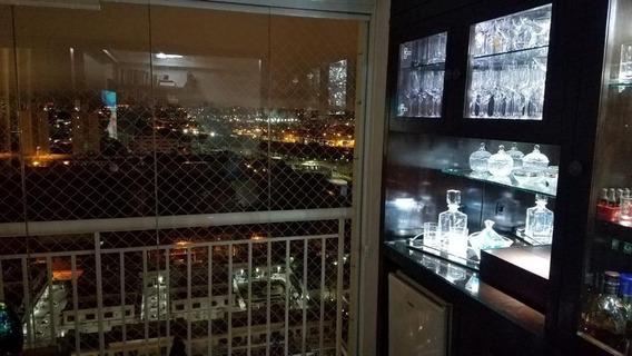 Apartamento Em Chácara Santo Antônio, São Paulo/sp De 65m² 2 Quartos À Venda Por R$ 570.000,00 - Ap180049