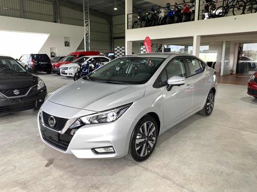 Nissan Versa Exclusive Cvt Entrega Inmediata