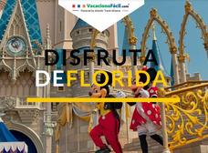 Vacaciones Para 4 Personas En El Caribe, Miami Y Orlando