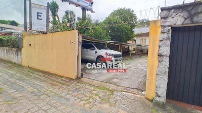 Terreno Comercial Para Locação, Champagnat, Curitiba - Te0038. - Te0038