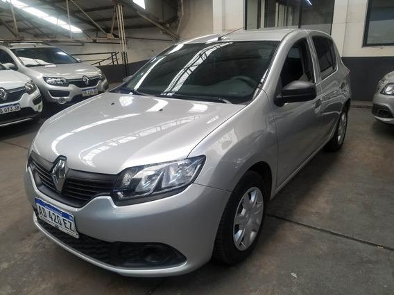 Renault Sandero Expression 1.6 2019 Con Gnc Oferta! (aes)