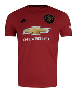 Camisa Manchester Vermelha Original - 2019/20- Frete Grátis - Envio Imediato.