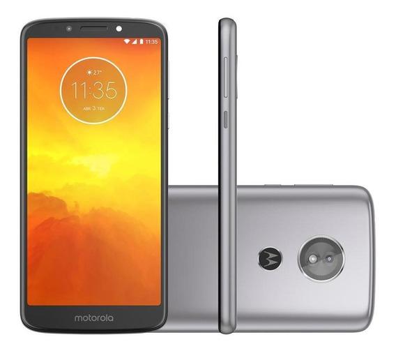 Smartphone Motorola Moto E5 16gb Platinum - Dual, 4g, 5.7