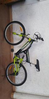 Bicicleta Aurora Rodado 24 Dsx