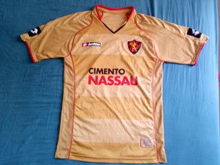 Camisa Sport Club Recife Dourada 2009 G