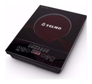 Anafe Electrico Yelmo 9901 Vitroceramico 2000w Digital