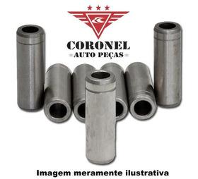 Guia Válvula Hyundai 2.4 16v G4ke Gas 2011... Santa Fé 8 Pçs