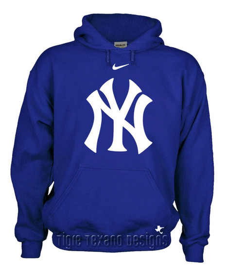 Sudadera Yankees Nueva York Mod. P By Tigre Texano Designs