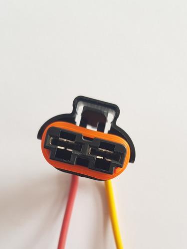 Pacha Conector Electro Ventilador Renault Clio Nuevo