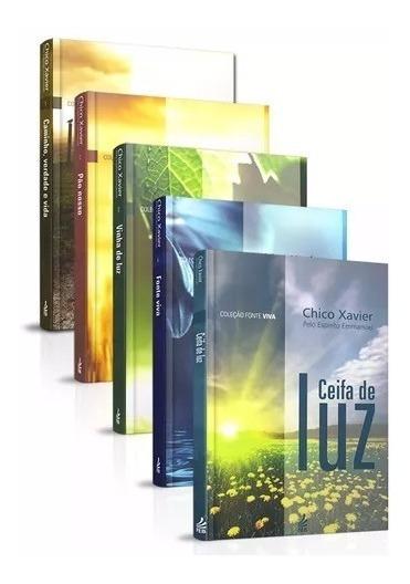 Coleção Fonte Viva - Tamanho Grande /emmanuem / Chico Xavier