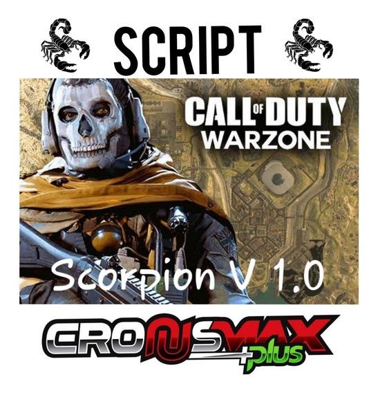 Script Warzone Cronusmax Plus