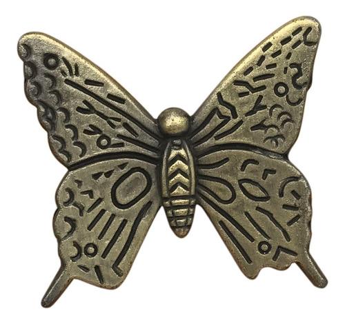 Imagen 1 de 9 de Perilla De Extracción Del Armario Bronze_s