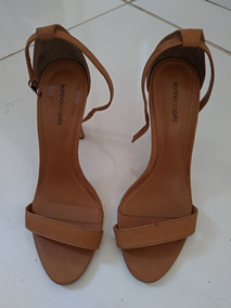 Sandália - Caramelo
