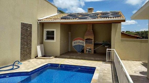 Casa Com 3 Dormitórios À Venda, 155 M² Por R$ 700.000,00 - Retiro Das Fontes - Atibaia/sp - Ca5675
