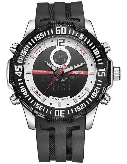 Reloj Weide Original Wh6105 Sport, Intrépido Vaguardi + Caja
