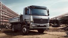 Mercedes Benz Atego 4x4 1726 Solo Por $213.900 Y Cuotas