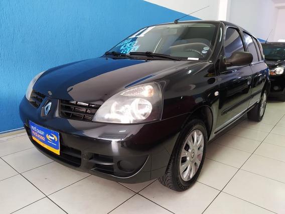 Renault - Clio 1.0 Campus - 2011 - Aceito Troca - Financio
