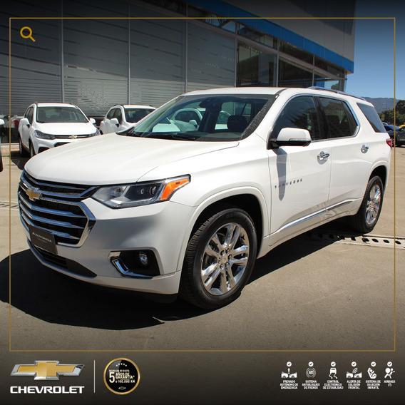 Chevrolet Traverse Hight Country 2020 7 Puestos
