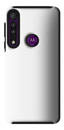 Funda Estuche Antigolpes Armadura Motorola One Macro