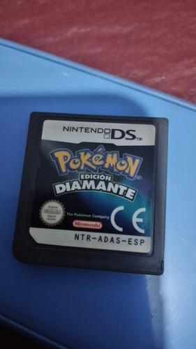 Imagen 1 de 5 de Juego Pokemon Diamante En Español Para Nintendo Ds
