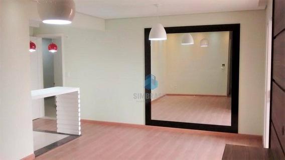 Apartamento Residencial À Venda, Parque Prado, Campinas. - Ap1118