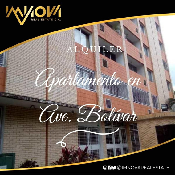 A46 Imnova. Alquila Apartamento Av. Bolívar Norte, Res. Caro