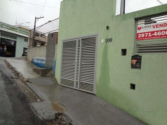 Casa 5 Cômodos, 1 Banheiro, Garagem Para 3 Carros