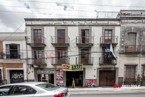 Se Vende Edificio En El Carmen, Centro Histórico De Puebla