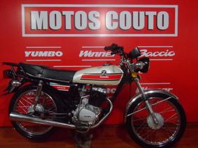 Zanella Sapucai 200 Inpecable Motos Couto