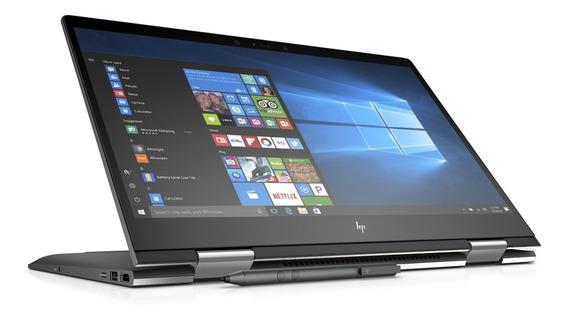 Laptop Hp X360°-táctil, Ram 4 Gb, Disco Ssd