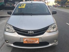 Toyota Etios 1.3 Hatch X Flex 2013 !!!