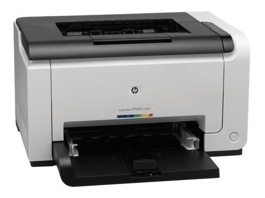 Impressora Hp Laser Cp 1025