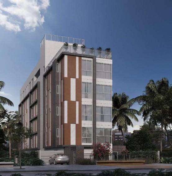 Apartamento Em Bessa, João Pessoa/pb De 47m² 2 Quartos À Venda Por R$ 258.819,00 - Ap211255