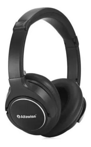 Fone Ouvido Bluetooth Alfawise Dobrável Leve Overear Jh-803