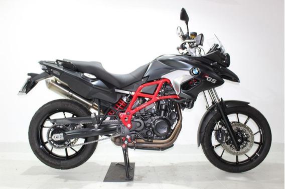 Bmw F 700 Gs Cinza