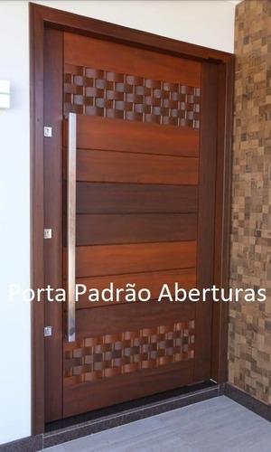Porta De Angelim Completa  F 120x210