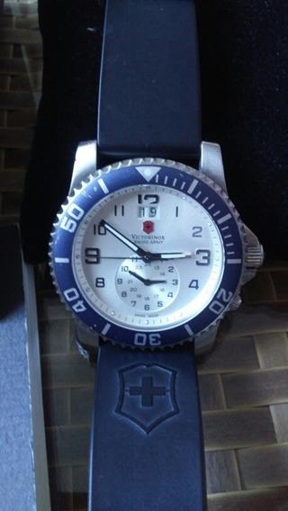 Relógio Victorinox Maverick Dual Time