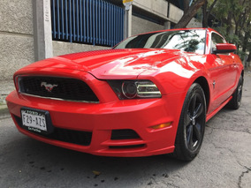 Ford Mustang 3.8lts V6 Aut 2013
