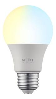 Bombilla Inteligente Wifi Nexxt Smart Home 800 Lumens