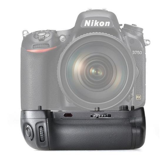 Vertical Battery Grip Genérico Mb-d16 Para Dslr Nikon D750
