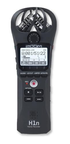 Grabadora Digital Zoom H1n